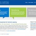 Madison Capital : Web Design
