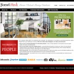 Roesel Heck : Web Design